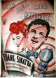 Higher and Higher 1944 poster Frank Sinatra