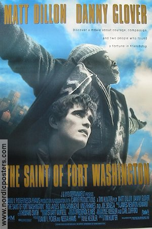 The Saint of Fort Washington 1994 Matt Dillon Danny Glover