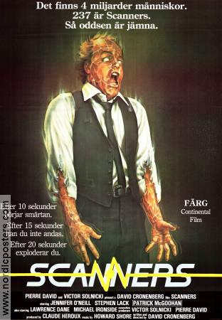 Scanners | Movie fanart | fanart.tv