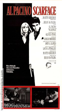a brief summary and a review of the film scarface directed by brian de palma Emma goldman was a key figure during the little review's brief scarface (1983 film) scarface is a 1983 american crime film directed by brian de palma and.