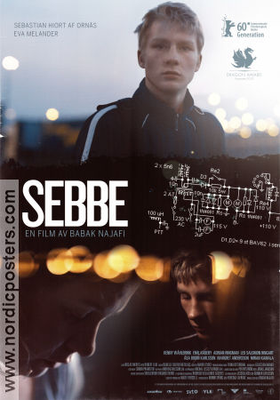 Sebbe 2010 Movie poster Babak Najafi