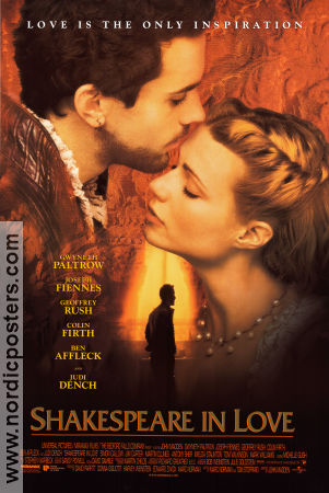 Shakespeare in Love 1998 poster Gwyneth Paltrow