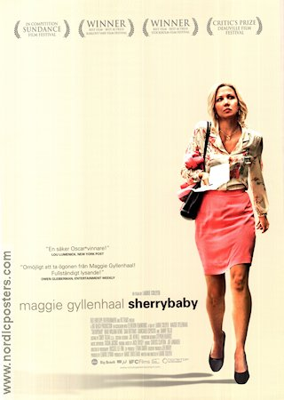 Sherrybaby 2006 poster Maggie Gyllenhaal