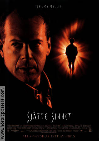 The Sixth Sense 1999 poster Haley Joel Osment