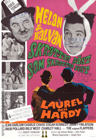 The Further Perils of Laurel and Hardy 1967 Laurel and Hardy Helan och Halvan