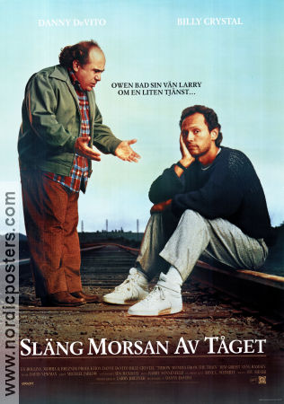 Throw Momma From the Train 1987 Danny de Vito Billy Crystal