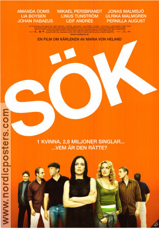 S�k 2006 Movie poster Amanda Ooms