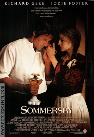 Sommersby 1993 poster Richard Gere