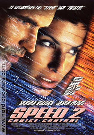 Speed 2 1997 Sandra Bullock Jason Patric Willem Dafoe