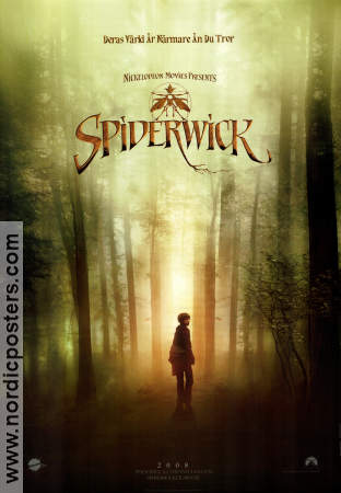 The Spiderwick Chronicles 2008 poster Freddie Highmore
