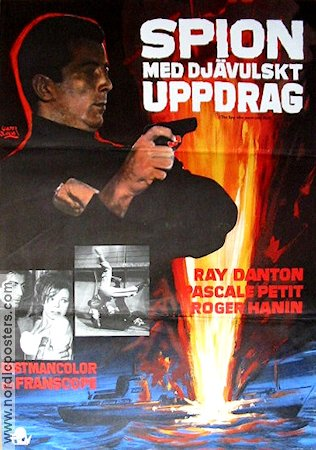 The Spy who Went Into Hell 1967 Ray Danton