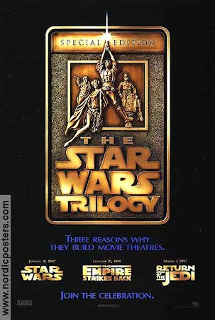 The Star Wars Trilogy 1996 George Lucas Star Wars Festival