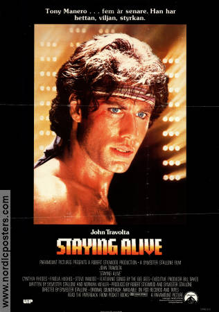 Staying Alive 1983 John Travolta