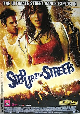 Step Up 2: the Streets 2007 poster Briana Evigan