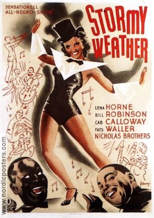 Stormy Weather 1944 poster Lena Horne