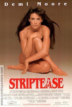 Striptease 1996 Demi Moore Armand Assante Burt Reynolds