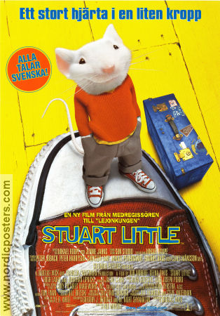 Stuart Little 1999 Geena Davis Hugh Laurie