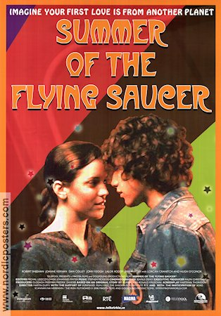 Summer of the Flying Saucer 2008 poster Robert Sheehan