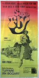 Super Fly 1973 poster Ron O´Neal