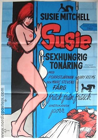 Susie sexhungrig ton�ring 1974 Susie Mitchell Harry Reems