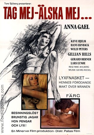 Nana 1970 Movie poster Keve Hjelm
