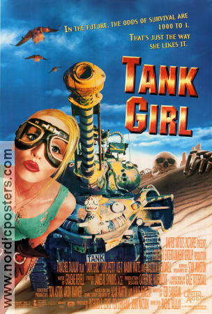 Tank Girl 1995 Lori Petty Ice-T Naomi Watts