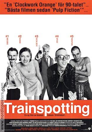 Danny Boyle's Trainspotting Film Essay