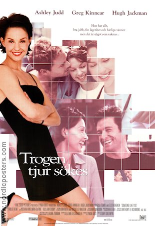 Someone Like You 2001 poster Ashley Judd