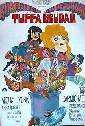 Smashing Time 1968 poster Rita Tushingham