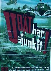 Ub�t har sjunkit 1950 Movie poster Francesco de Robertis
