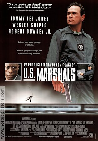 US Marshals 1998 Tommy Lee Jones