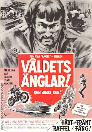Run Angel Run! 1969 poster William Smith Jack Starrett