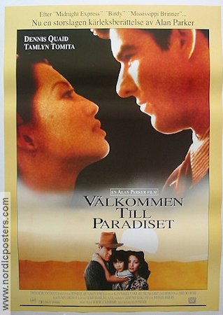 Come See the Paradise 1990 poster Dennis Quaid Alan Parker