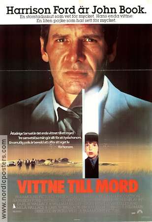 Witness 1985 Harrison Ford