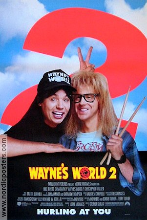 Wayne's World 2 1994 Mike Myers Dana Carvey