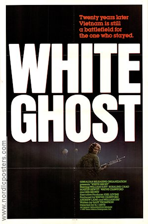 White Ghost 1987 William Katt