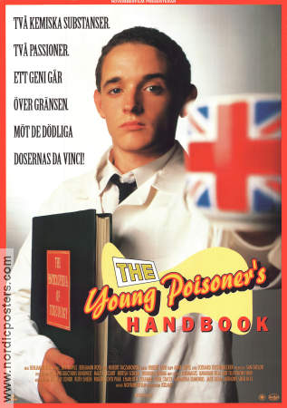 The Young Poisoner's Handbook 1995 poster Hugh O'Conor Benjamin Ross