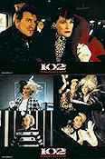 102 Dalmatians 2000 lobby card set Glenn Close