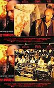 12 Monkeys 1996 lobby card set Bruce Willis Terry Gilliam