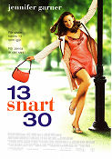 13 Going on 30 2004 poster Jennifer Garner Gary Winick
