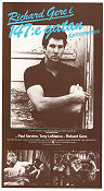Bloodbrothers 1978 poster Richard Gere Robert Mulligan