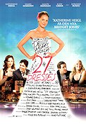 27 Dresses 2008 Movie poster Katherine Heigl Anne Fletcher
