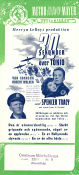 Thirty Seconds Over Tokyo 1944 Movie poster Spencer Tracy