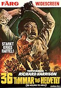 36 ore all inferno 1969 poster Richard Harrison Roberto Montero
