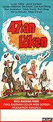 47:an L�ken 1971 Movie poster Janne Carlsson Ragnar Frisk