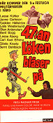 47:an L�ken bl�ser p� 1972 Movie poster Janne Carlsson
