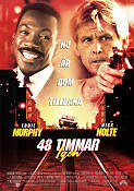 Another 48 Hours 1990 Movie poster Eddie Murphy Walter Hill