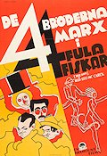 Duck Soup 1933 poster Marx Brothers