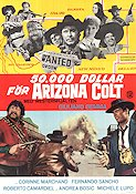 Arizona Colt 1967 Movie poster Giuliano Gemma
