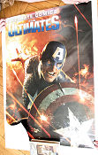 USA The Ultimates Captain America 2012 poster